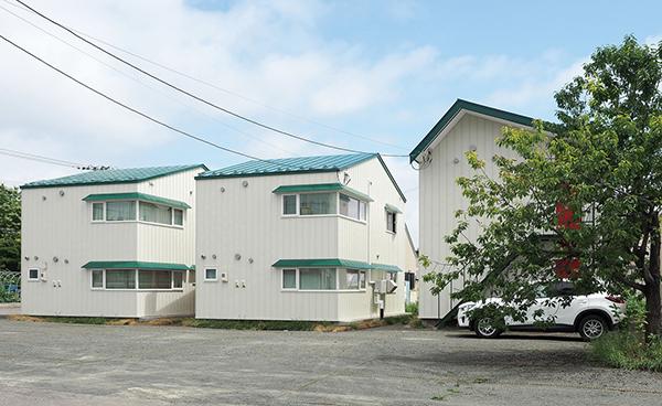 Kitami apartment