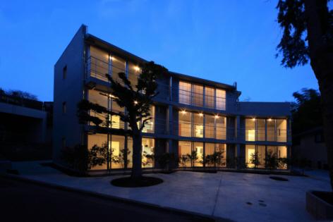 YOKOHAMA apartment