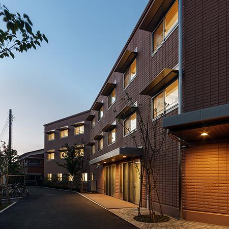 Kawasaki welfare complex